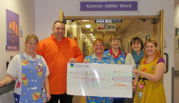Kamran Ward - Childrens Hospital Oxford