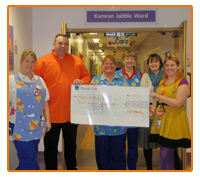 Kamran Ward - Childrens Hospital Oxford